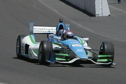Mario Andretti guida la due-posti
