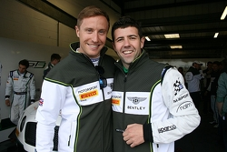 Steven Kane and Andy Meyrick