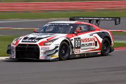 #80 Nissan GT Academy Team RJN Nissan GT-R Nismo GT3: Nick McMillen,Florian Strauss, Alex Buncombe