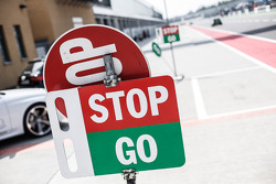 Stop&Go Sign