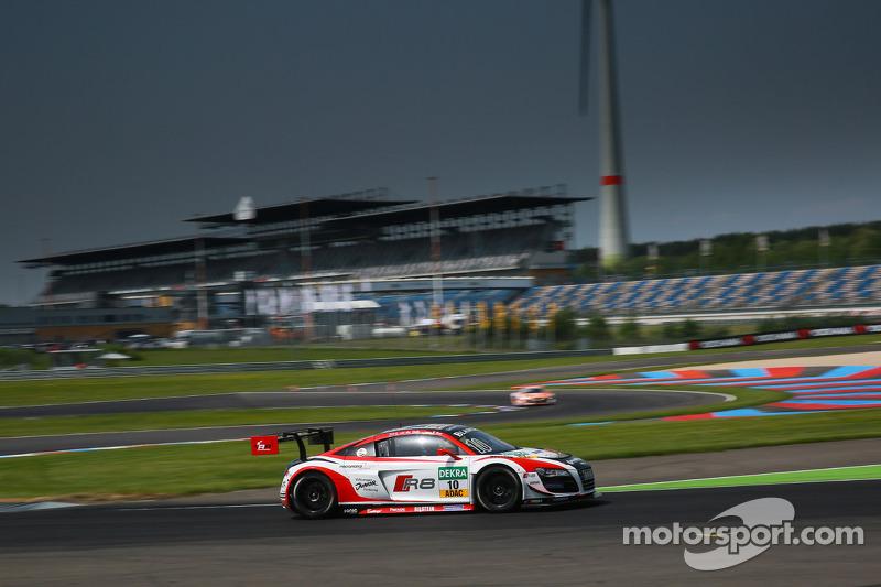 #10 Prosperia C. Abt Racing 奥迪 R8 LMS ultra: 凯尔文·范德林德, 雷内·拉斯特