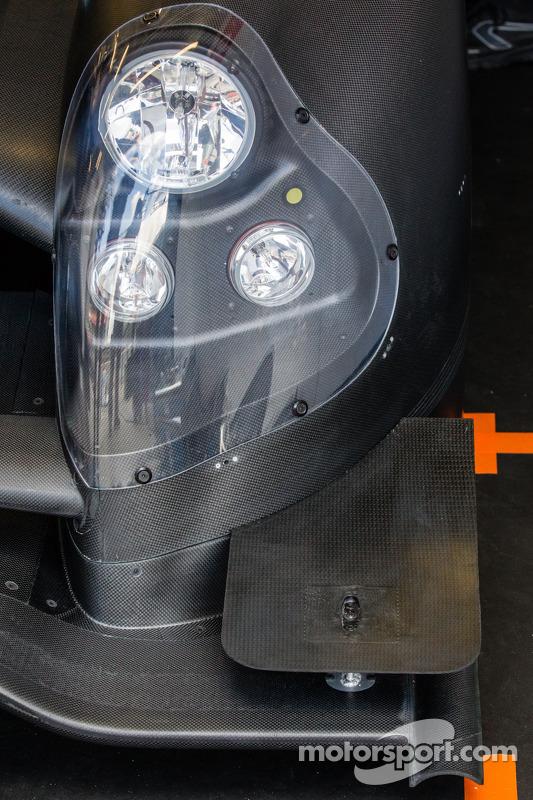 G-Drive Racing Ligier JS P2 - Nissan  dettaglio