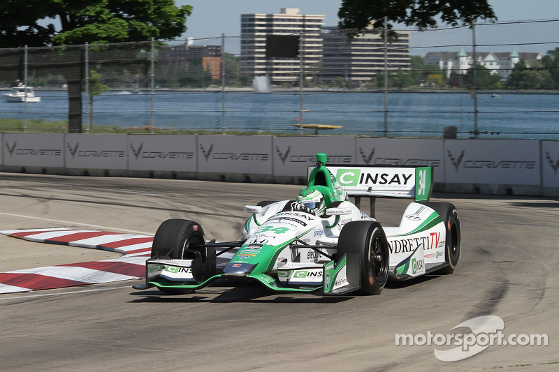 #34 卡洛斯·穆尼奥斯, 安德雷蒂 Autosport 本田