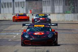 #41 EFFORT Racing 保时捷 GT3R: Michael Mills