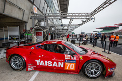 #70 Team Taisan Ferrari 458 Italia
