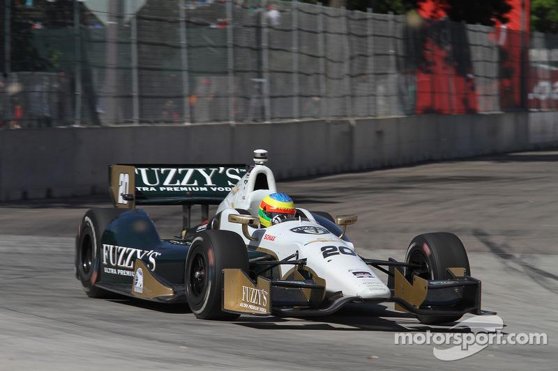 Ed Carpenter/Mike Conway, Ed Carpenter Racing Chevrolet