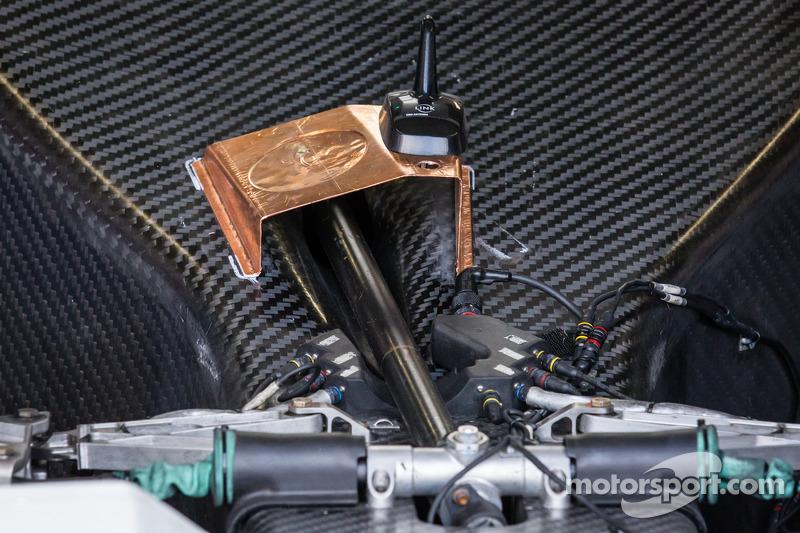 #0 Nissan Motorsports Global Nissan Zeod RC: detalhe técnico