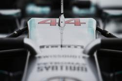 Mercedes AMG F1 W05; Nase