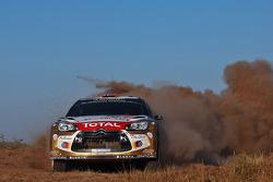Мадс Остберг та Йонас Андерссон, Citroën DS3 WRC, Citroën Total Abu Dhabi World Rally Team