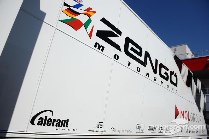 Zengo Motorsport Truck