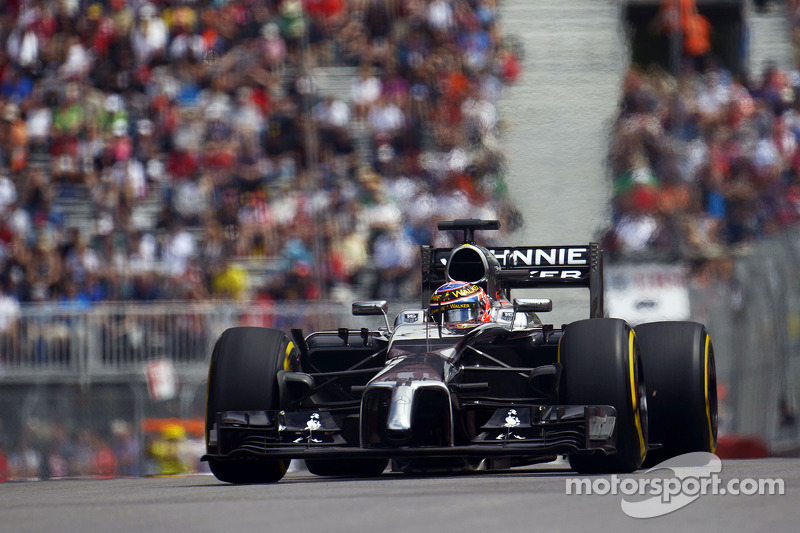 Jenson Button, McLaren MP4-29