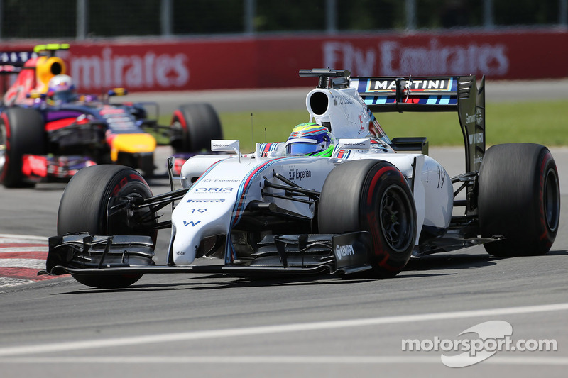 Felipe Massa, Williams F1 Takımı 08