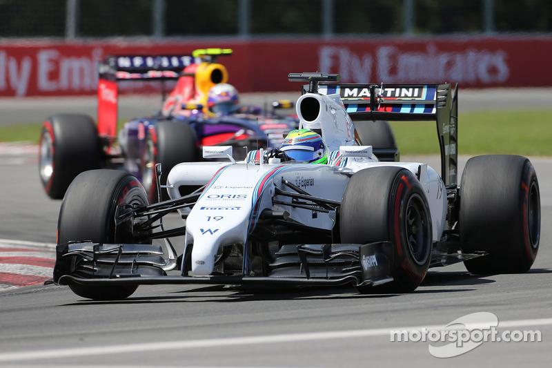 Felipe Massa, Williams F1 Takımı 08