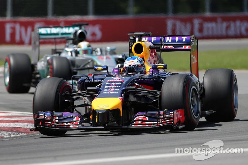 Sebastian Vettel, Red Bull Racing 08