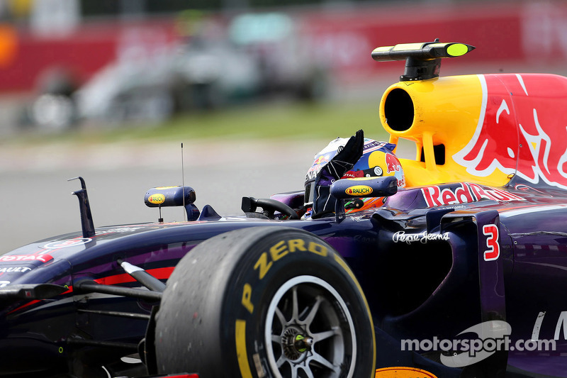 1. Daniel Ricciardo, Red Bull Racing RB10