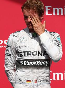 2. sıra Nico Rosberg, Mercedes AMG F1 W05