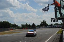 Winnaar race 2 Ma Qing Hua, Citroen C-Elysee WTCC, Citroen Total WTCC
