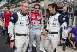 Anthony Pons, Benoit Tréluyer and Soheil Ayari