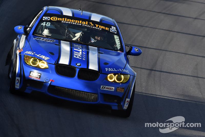#48 Fall-Line Motorsports 宝马 M3: 谢尔比·布莱克斯托克, 阿什利·弗赖堡