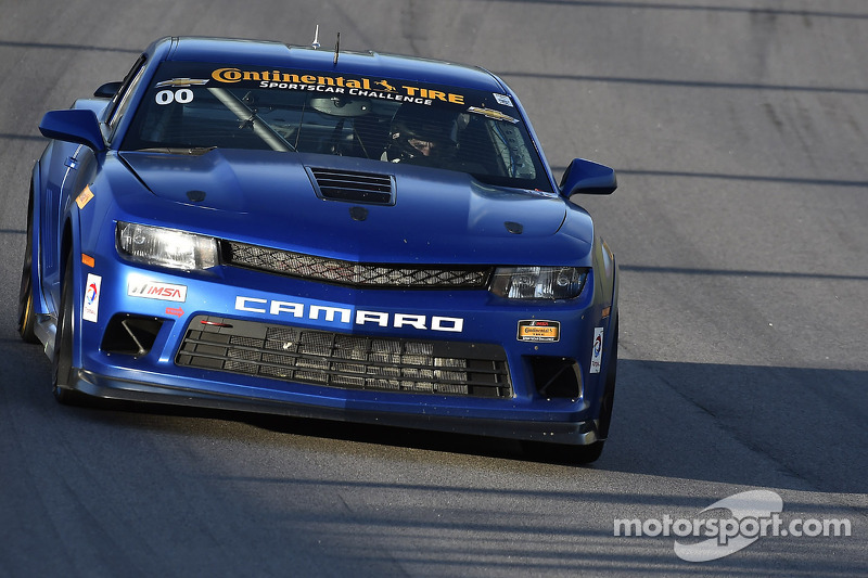 #00 CKS Autosport Camaro Z/28.R: Ashley McCalmont, Bob Michaelian