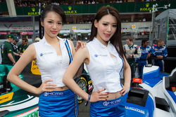 The lovely KCMG girls