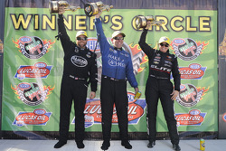 Erica Enders, Tommy Johnson, Shawn Langdon