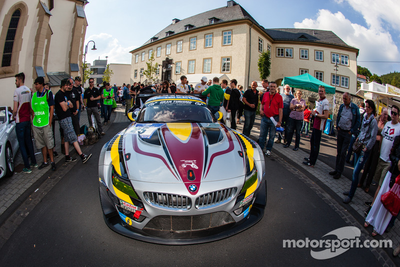 #25 Marc VDS Racing BMW Z4 GT3