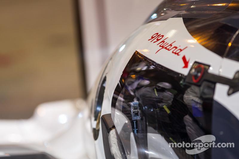 Detalhe do #14 Porsche Team Porsche 919 Hybrid