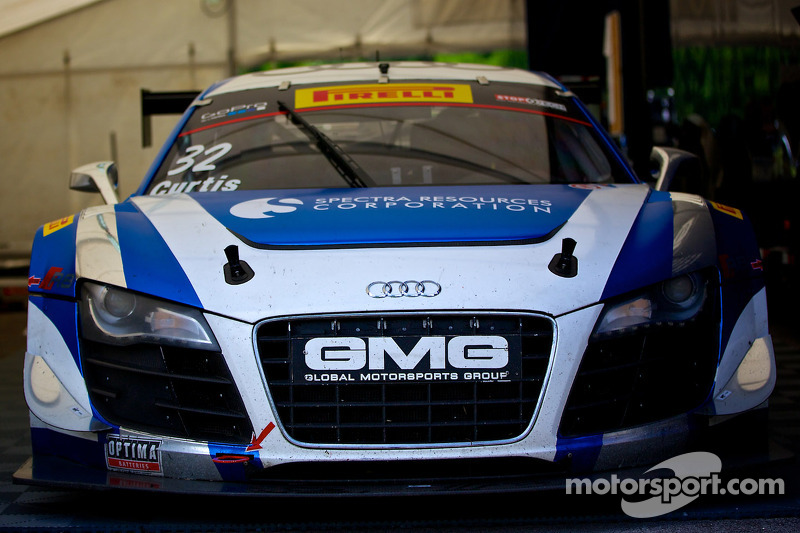 #32 Global Motorsports Group 奥迪 R8 Ultra