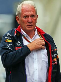 红牛赛车运动顾问赫尔穆特·马尔科