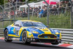 #007 阿斯顿马丁车队 阿斯顿马丁 Vantage V12 GT: 斯蒂芬·穆克, 佩德罗·拉米, 达伦·特纳
