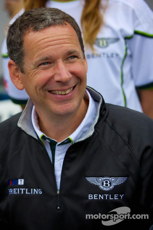 Dyson Racing Takımı Bentley Butch Leitzinger