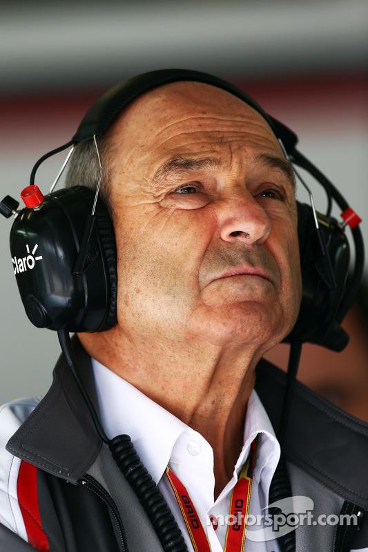 Peter Sauber, Presidente da Sauber