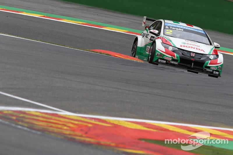 Gabriele Tarquini, Honda Civic WTCC, Castrol Honda WTC Takımı