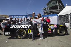 Polesitter Jamie McMurray, Ganassi Racing Chevrolet