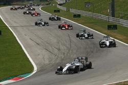 Rennstart: Felipe Massa, Williams FW36