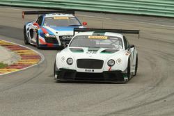 #08 Dyson Racing Team Bentley Bentley V8 T: Butch Leitzinger