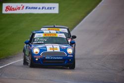 #37 MINI of Charleston Racing Mini Cooper: Tyler Palmer