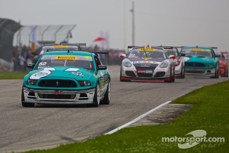 #52 Always Evolving Racing 福特 野马 Boss 302S: David Sterckx