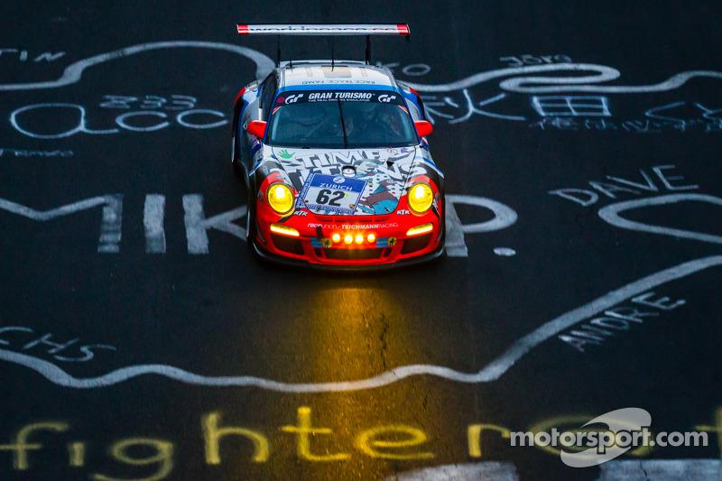 #62 Teichmann Racing 保时捷 911 GT3 Cup: