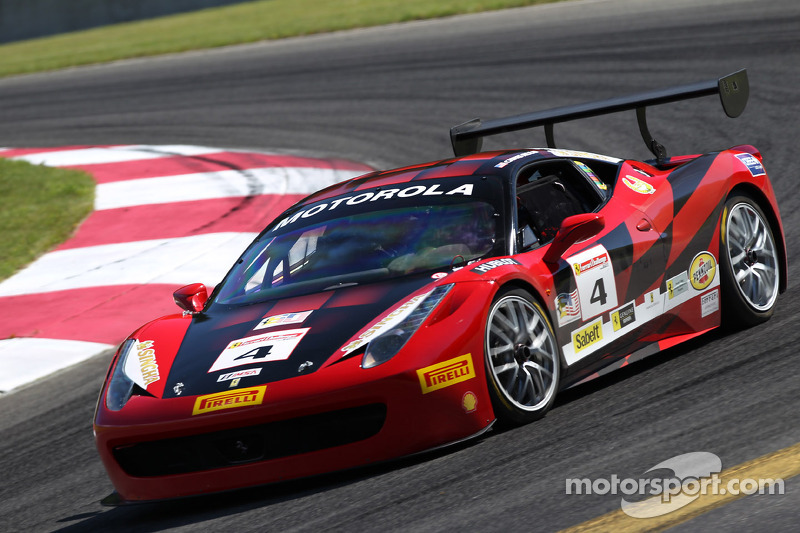#4 Ferrari of Beverly Hills: Chris Ruud