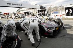 Pitstop, Joey Hand, BMW RBM Takımı BMW M4 DTM
