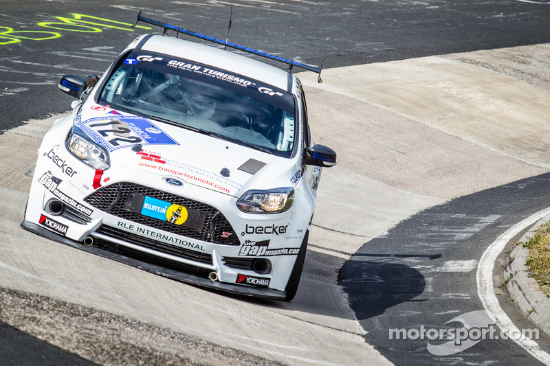 #122 福特 Focus: Patrick Prill, Jens Ludmann