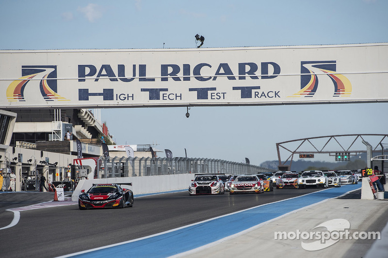 Via: #98 ART Grand Prix McLaren MP4-12C: Gregoire Demoustier, Nicolas Lapierre, Alvaro Parente al comando