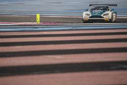 #44 Oman Racing Team Aston Martin Vantage GT3: Michael Caine, Ahmad Al Harthy, Stephen Jelley