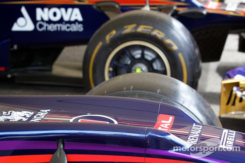 Göz alıcı F1