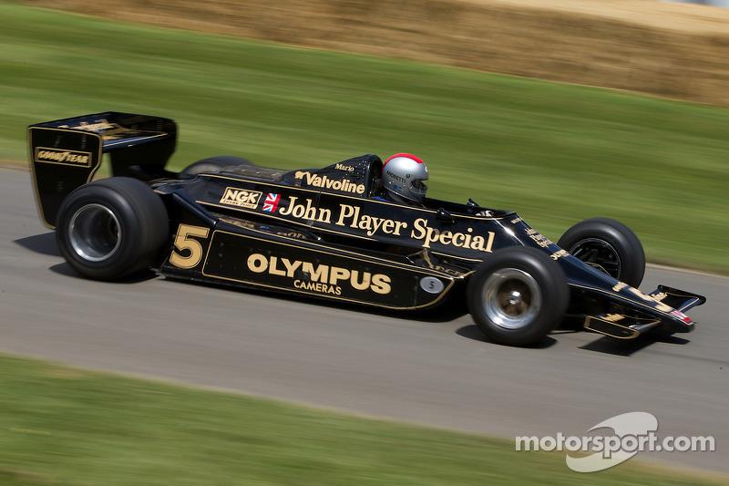 1978 Lotus-Cosworth 79 - Dan Collins