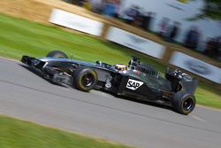 2011 McLaren-Mercedes MP4-26 - Stoffel Vandoorne