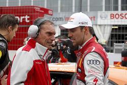 Jamie Green, Audi Sport Takımı Abt Sportsline Audi RS 5 DTM ve mühendisi
