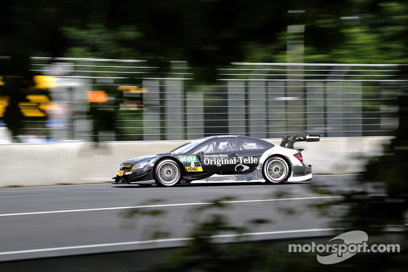 Christian Vietoris, Original-Teile Mercedes AMG, DTM Mercedes AMG C-Coup_à,